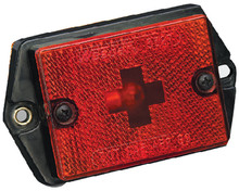 FULTON/WESBAR (CEQUENT) 203133 SIDE MARKER RED/EAR MT