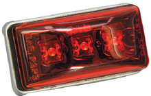 FULTON/WESBAR (CEQUENT) 401566 LED MINI MARKER SMALL RED