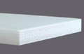 KING PLASTIC KSXL2460WW12 KING STBD XL 24X60X1/2 WHT/WHT