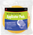 BUFFALO RAGS 65025 MICROFIBER APPLICATOR PAD 2 PK