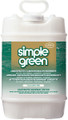 CHEMTEX SGR101 SIMPLE GREEN 5 GAL