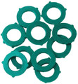 GILMOUR 801154-1001 HOSE WASHER SET 10/BG