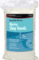 BUFFALO RAGS 62031 MARINE SHOP TOWELS -25 PK BAG