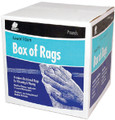 BUFFALO RAGS 10080 RAG-WIPING COLOR 4LB BOX