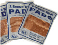 WESTERN PACIFIC TRADING 35010 BRONZE WOOL COARSE  3/PD