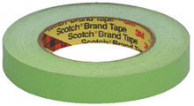 3M 05423 #256 LIME GREEN TAPE 3/4
