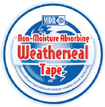 MDR MDR370 WEATHERSEAL TAPE 3/8  X 10'