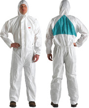 3M 63267 COVERALL SMS 4520 2X W/HOOD@25