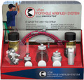 PREVAL SPRAYERS 0100 VFAN PORTABLE AIRBRUSH SYSTEM