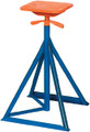 BROWNELL BOAT STANDS MBO STAND-PBOAT W/ORANGE TOP 41-58