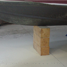BROWNELL BOAT STANDS B8 BLOCKING 8IN X 8IN X 22IN