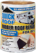 CO-FAIR CORP. WRQR6100 QUICK ROOF RUBBER FIX 6