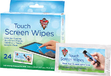 FALCON SAFETY PRODUCTS DCW TOUCH SCREEN WIPES