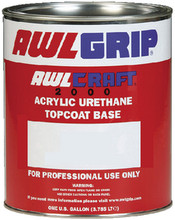 AWLGRIP KF7327G DOWNEAST RED MTO AWLCRAFT GAL