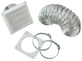 WESTLAND SALES VI422 STANDARD DRYER VENT KIT