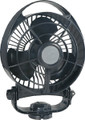CAFRAMO LIMITED 748CABBX BORA 12 VOLT 3-SPEED FAN BLACK
