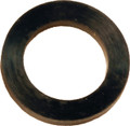 JR PRODUCTS QQ-WASH-A SHOWER HOSE WASHER BLACK 2/PK