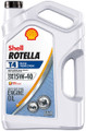 SHELL OIL 550045127 ROTELLA T4 15W40 CK-4 2.5 GAL