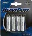Dorcy 41-1515 Heavy Duty AA 1115-0006