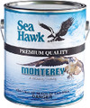 SEAHAWK PAINTS 5445QT MONTEREY BLACK QT