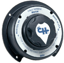 COLE HERSEE M-750-BP SWITCH/BATTERY SELECTOR SWITCH