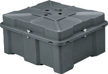 TODD ENTERPRISES 912339 BATTERY BOX 8D DOUBLE HIGH