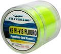 K9 550-17lb-HV Hi-Vis Yellow Fluoro 5554-0008