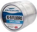 K9 550-8lb-CL Clear Fluoro Line 8lb 5554-0011