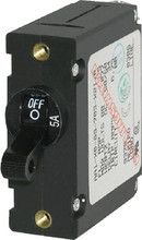 BLUE SEA SYSTEMS 7204 CIRCUIT BREAKER AA1 10AMP BLK