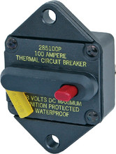 BLUE SEA SYSTEMS 7087 CIRCUIT BREAKER 285 PNLMT 100A