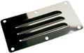 SEA-DOG LINE 331390-1 SS LOUVERED VENT 5IN X 4-5/8IN