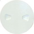 T-H MARINE DPS63DP 6  SCREW OUT DECK PLATE-SAND-