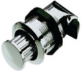 TEAK ISLE  29209 LATCH PUSH BUTTON TWIST CHROME