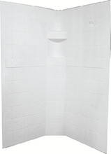 SPECIALTY RECREATION, INC NSW3434W NEO SHOWER WALL 34 X 34 X 67