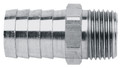 BRASS FITTINGS 32005 1/4H X 1/4P MALE HOSE BARB