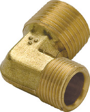 SEASTAR SOLUTIONS HF5534 ELBOW FIT.TUBE 3/8 NPT MALE