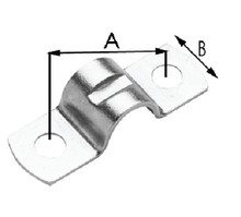 SEASTAR SOLUTIONS 031532 CABLE CLAMP TWO 7/32  DIA