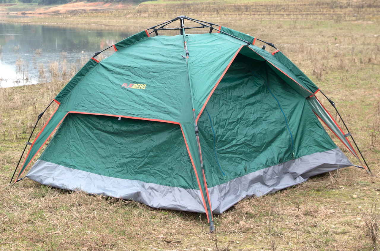 Beach Pop up Tent with 2 Windows & Beach Pop up Tent with 2 Windows - PLAYBERG
