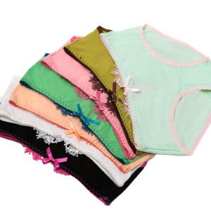 1 Pack Women's Sexy Elegant Underwear Laced Color Size XS/S