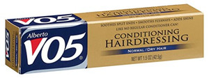 Vo5 Conditioning Hairdress Normal/Dry Hair 1.5oz Tube