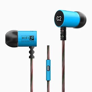 Lian Lifestyle Bluetooth Headphones in Ear Wireless Earbuds 4.1 Magnetic Sweatproof Stereo Bluetooth Earphones for Sports with Mic (Upgraded 7 Hours Play Time, Secure Fit, Noise Cancelling) M4