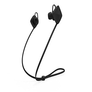 Lian LifeStyle Bluetooth Headphones In Ear Wireless Earbuds 4.1 Magnetic Sweatproof Stereo Bluetooth Earphones for Sports With Mic (Upgraded 7 Hours Play Time Secure Fit Noise Cancelling) M3 Black