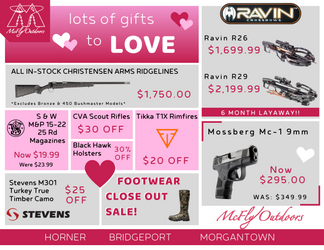 February Sales Ad is HERE!!
