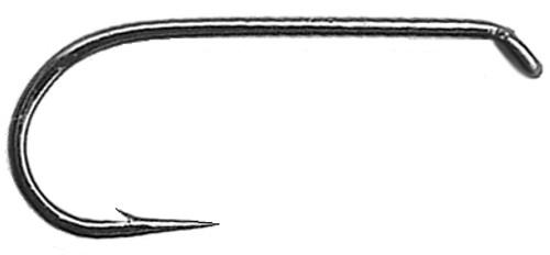 Daiichi 1170 Standard Dry Fly Hook (25 Count)