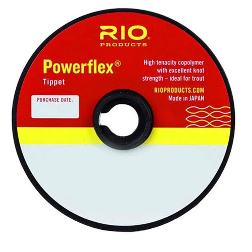Rio Powerflex Tippet 30yd.