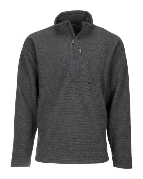 Simms Rivershed Sweater Quarter Zip
