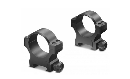 "Leupold BackCountry Cross-Slot 1"" High Rings Matte"