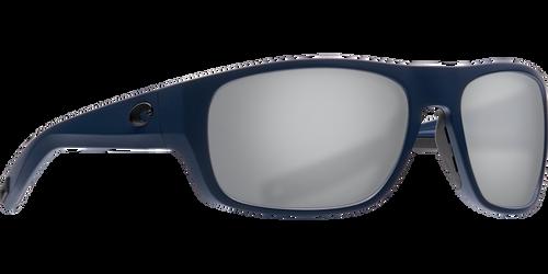 Costa Tico Matte Midnight Blue / Gray Silver Mirror 580G