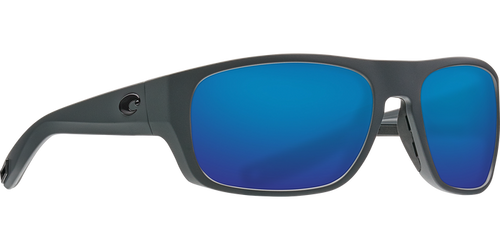 Costa Tico Matte Gray / Blue Mirror 580G