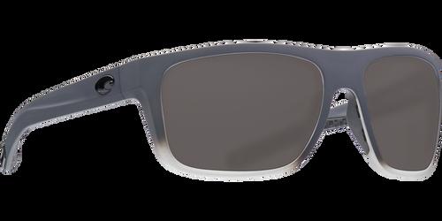 Costa Broadbill Matte Fog Gray / Gray 580P